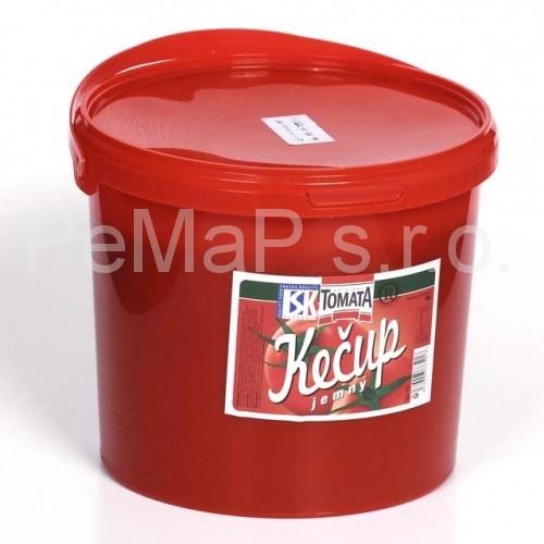 Kečup jemný 5kg