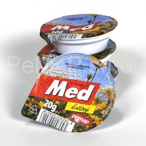 Med květový - porce  20g (prodej v e-shopu pouze karton)