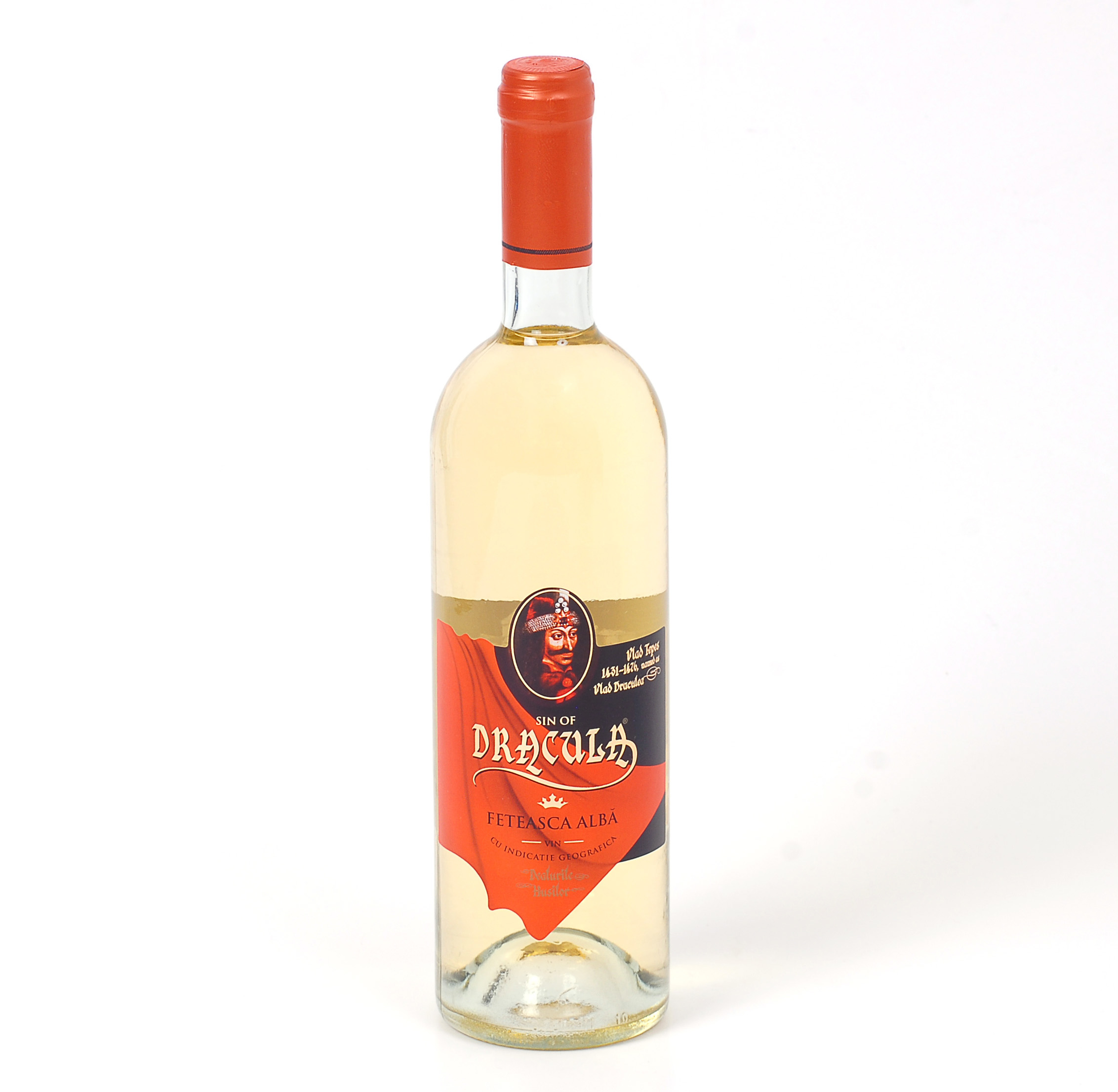 DRACULA bílé víno 0.75